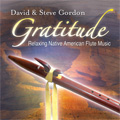 Image of album cover, Gratitude — Relaxing Native American Flute Music
