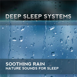 rain sounds sleep soothing deep nature cover album systems
