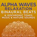 Applying Binaural Beats and Tones to the Music